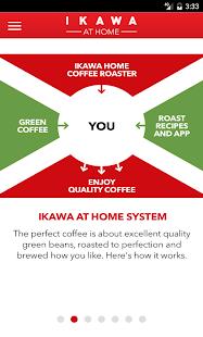 IKAWA Home - náhled