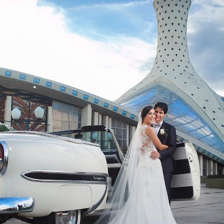 Fotógrafo de bodas Gustavo Meza (gmezaphoto). Foto del 04.11.2016