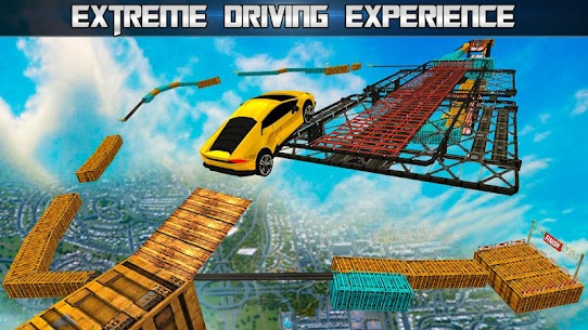 Impossible Tracks Stunt Car Racing Fun: Car Games Apk Download For Android 5