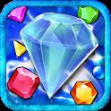 Frozen Jewels Dash Mine icon
