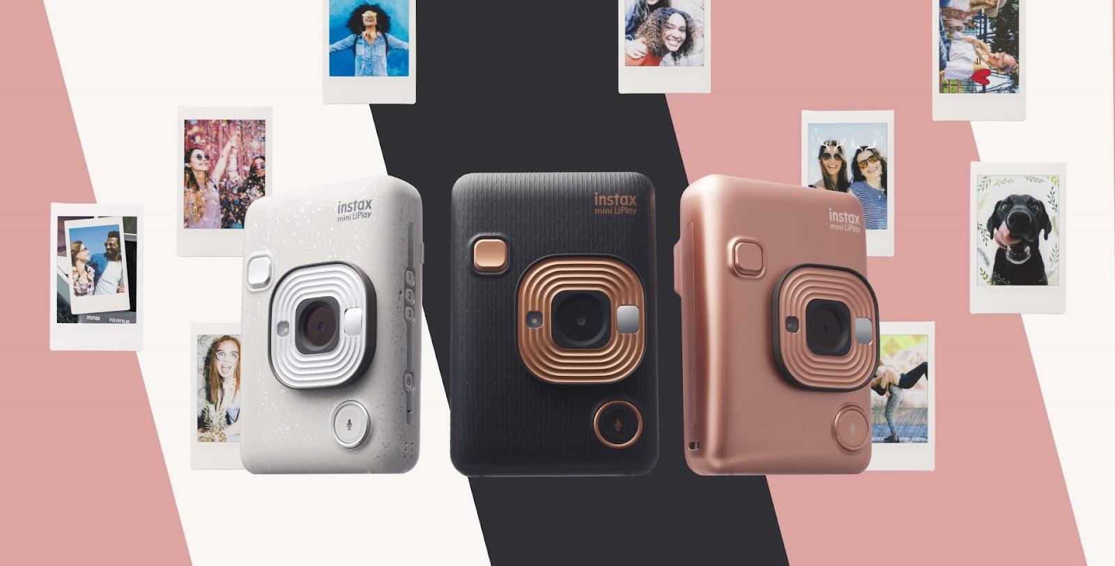 5 กล้องโพลารอยด์น่าใช้ ปี 2021 1