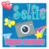 Selfie Photo Sticker Editor