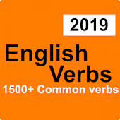 English Verb forms : English Verbs Dictionary 2019