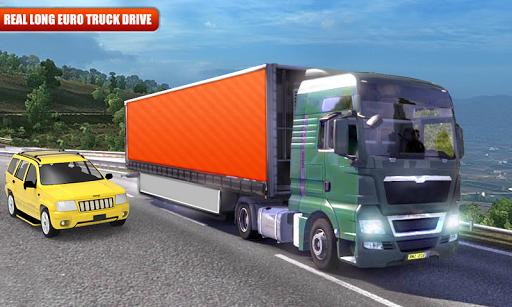 Offroad Cargo Truck Drive Simulator 2018 1.0 screenshots 4
