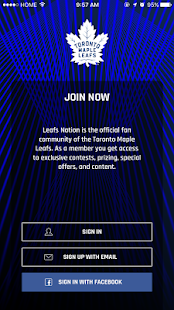 Maple Leafs Mobile - náhled