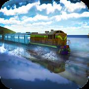 Super Water Train Simulator