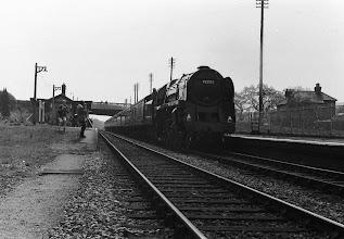 Photo: Steam at Kingham (May 1973)