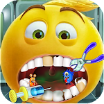 Emoji Dentist - Hospital Doctor Kids Game