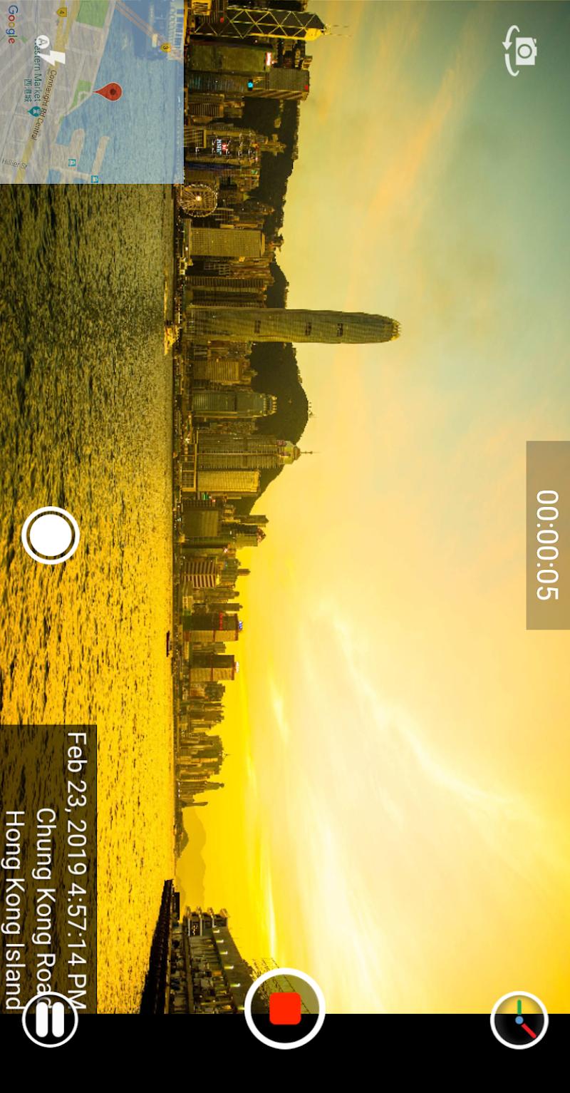 Timestamp Camera Pro Screenshot 2