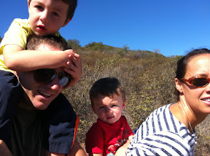 Photo: Family Hike (Stagecoach South)