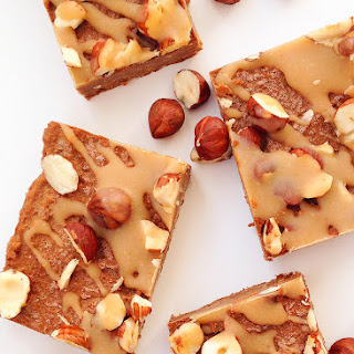 "Pumpkin Espresso Hazelnut ""Fudge"""