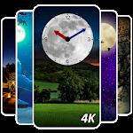 Moonlight smart watch: Night clock wallpaper 1.1