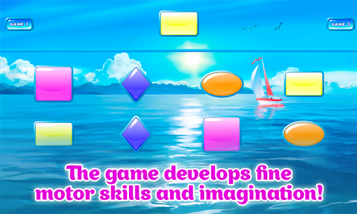 Shapes for Children - Learning Game for Toddlers 1.8.6 2