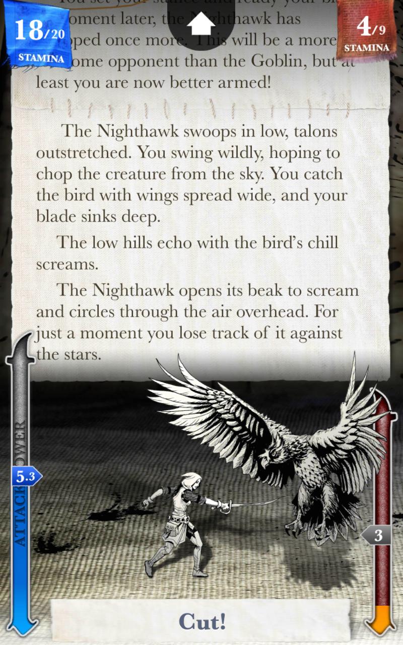 Sorcery! 3 Screenshot 2