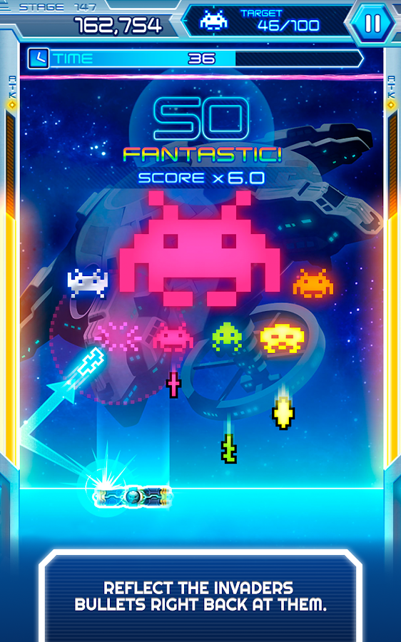Arkanoid vs Space Invaders- screenshot