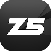 Z5 Theme for Launcher