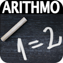 Arithmetics Puzzle 4 Kids Free icon
