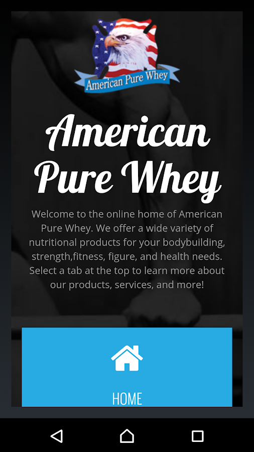 APW Vitamin, Supplement Store- screenshot