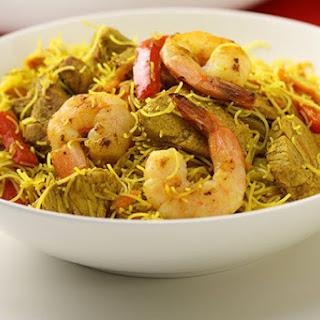 Prawns Vermicelli Noodles Recipes