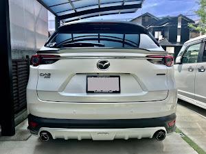 CX-8  XD PROACTIVE AWDのカスタム事例画像 ワルクマ8)^o^(さんの2020年07月12日17:00の投稿