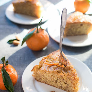 Ottolenghi's Clementine Almond Breakfast Cake