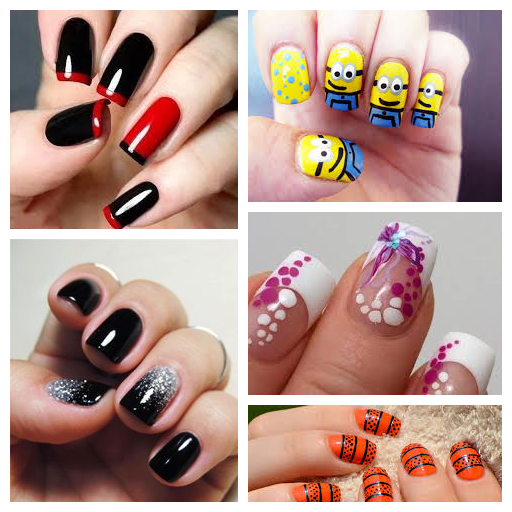 Nail Art Ideas Step By Step
