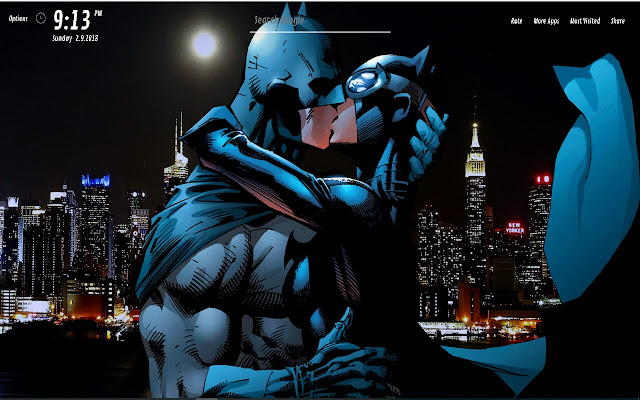Batman And Catwoman Hd Wallpapers For Newtab