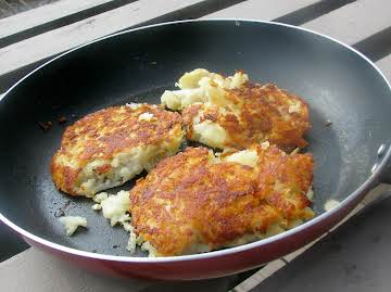 SIMPLE HASHBROWNS