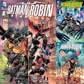 Batman & Robin Eternal (2015-2016)