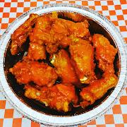 IndiMex Buffalo Wings (10 Pieces)