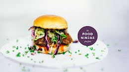 Food Ninjas Burger - YouTube Channel Art item