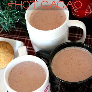 Secret Ingredient Hot Cacao.