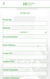 HBMobile screenshot 1