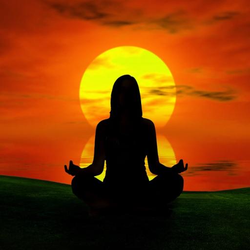 冥想放鬆的聲音 LOGO-APP點子
