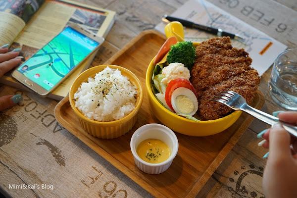 台南美食|沾米廚房:台南神秘千層蛋糕開的早午餐,但沒有千層蛋糕。餐點好吃、環境有個性。