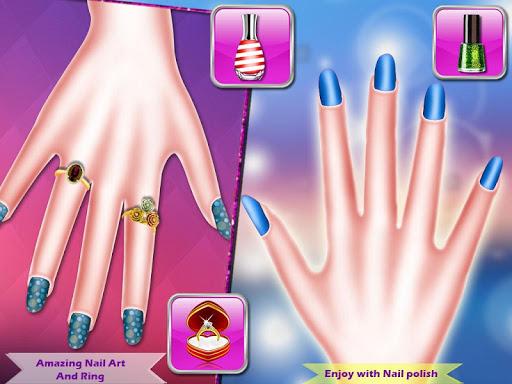 Indian Bhabhi Makeup Salon Game 1.1 screenshots 4