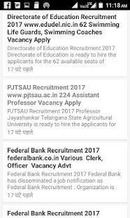 Exam preparation app - náhled