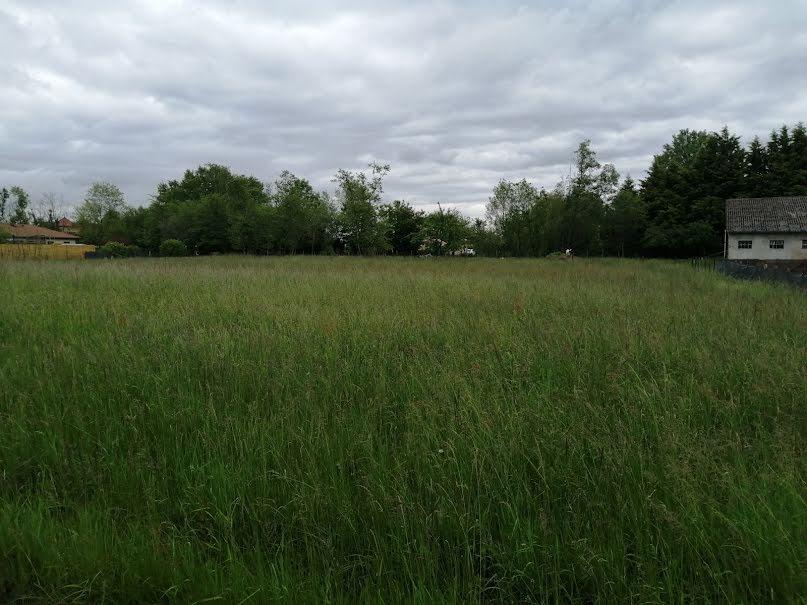 Vente terrain  1366 m² à Jouvençon (71290), 29 588 €