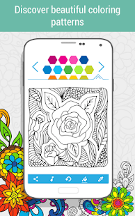 Coloring Book For Adults HoliColoring Screenshot Thumbnail