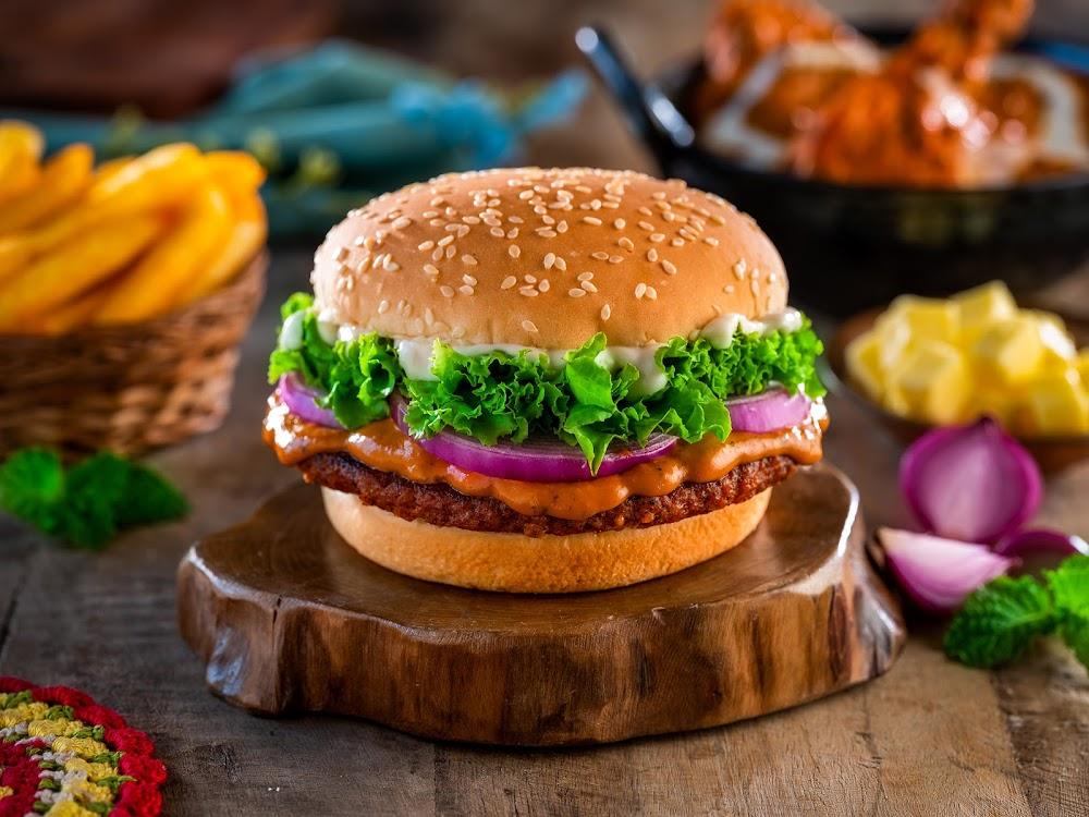 Burger Singh restaurants, Connaught Place (CP), New Delhi - magicpin