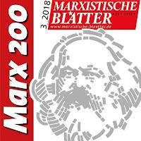 Grafik: Marxistische Blätter.