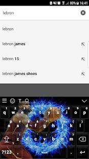 keyboard for lebron james 2018 - náhled