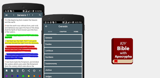 KJV Bible with Apocrypha - Apps on Google Play