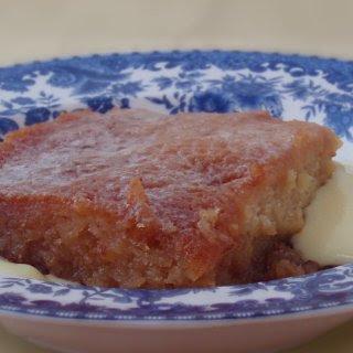 Malvapoeding (Malva pudding)