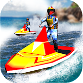 Amazing Boat Racing3D