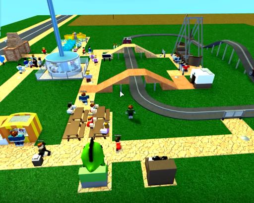 Скачать theme park