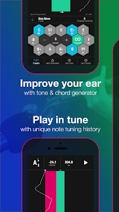 Tunable: Tuner, Metronome, Rec- screenshot thumbnail