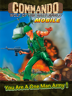 Wolf of the BF:Commando MOBILE Screenshot