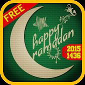 Ramadan Greetings 2015