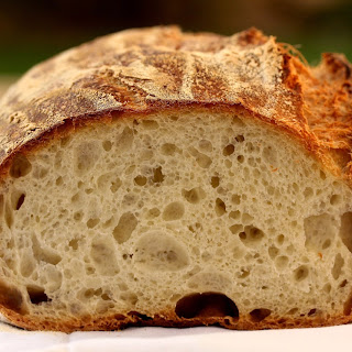 White Bread with Poolish.